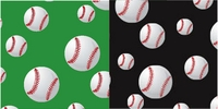 Baseball - QuickStitch Embroidery Paper