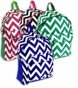 Chevron Back Pack