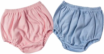 Clearance Priced - 100% Interlock Cotton Diaper Covers 6-12 months