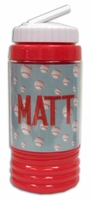 Clearance priced sports bottles - RED