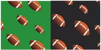 Football - QuickStitch Embroidery Paper