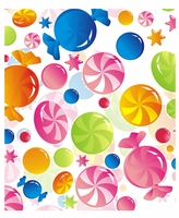 Hard Candy - QuickStitch Embroidery Paper