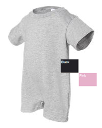 Infant Toddler -Romper - BLACK only