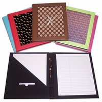 Leather Like Portfolios - 2 sizes to choose from