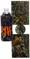 Mossy Oak (Break up) Camo WATER Bottle Insulator/Cooler