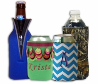 Foam Neoprene Insulators - Can & Bottle Coolers