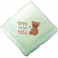 Clearance Priced - Super Soft Micro Fleece 15 x 15 Blankie - MINT only