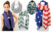 Pashminas and scarfs - We have added several new colors and styles