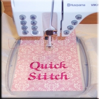 QuickStitch Embroidery Paper