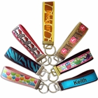 Ribbon Key Fob & Web Belt Accessories