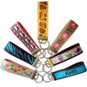 Ribbon Key Fobs are easy to find