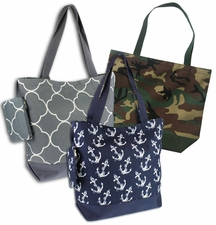Trendy Tote Bags - Various Patterns