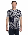 100% Cotton Tie-Dyed T-Shirt
