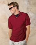 50/50 Jersey Pocket Polo