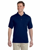 DryBlend� 50/50 Jersey Polo with Pocket