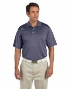 Men�s  ClimaLite� Textured Short-Sleeve Polo