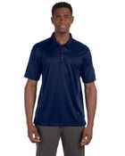 Men's Mini Thermal Short-Sleeve Polo