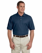 Tall Pima Piqué Short-Sleeve Polo