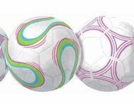 Soccer Ball Wallpaper Border Girls BS5321bd