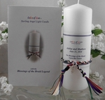Colors of Love™ Wedding Candle
