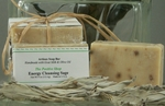 Energy Cleansing Sage Soap (3 Pack)