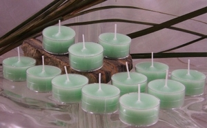 Energy Cleansing Sage Tealights (12 Pack)