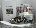 Positive Home: Energy Cleansing White Sage Set