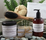 Sage Arua Cleansing Bath Collection