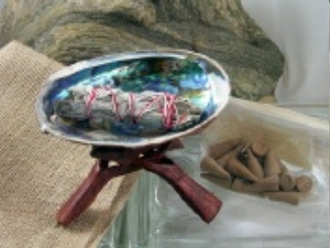 Ancients' White Sage Smudge Set