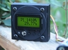 Digital Altimeter/Vertical Speed Indicator with LCD Display