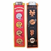 San Francisco 49ers and Giants Heritage Banner