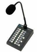 Australian Monitor 16 Zone Paging Microphone