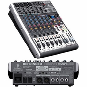 Behringer XENYX X1204USB 12-Channel USB Audio Mixer with Effects