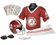 Alabama Crimson Tide<br>NCAA Youth Football Uniform