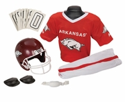 Arkansas Razorbacks <br> NCAA Youth Football Uniform