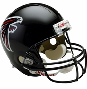 Full Size Replica Riddell Football Helmet - Atlanta Falcons