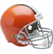 Full Size Replica Riddell Football Helmet - Cleveland Browns