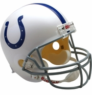 Full Size Replica Riddell Football Helmet - Indianapolis Colts