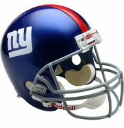 Full Size Replica Riddell Football Helmet - New York Giants