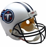 Full Size Replica Riddell Football Helmet - Tennessee Titans