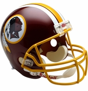 Full Size Replica Riddell Football Helmet - Washington Redskins