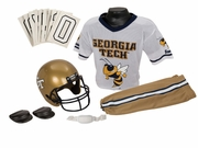 Georgia Tech Yellow Jackets <br>NCAA Youth Football Uniform & Helmet