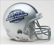 Limited Edition - Dallas Cowboys Texas Stadium Farewell Helmet  - Authentic