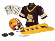 LSU Tigers <br>NCAA Youth Football Uniform