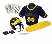 Michigan Wolverines <br>NCAA Youth Football Uniform