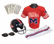 Mississippi Rebels  <br>NCAA Youth Football Uniform
