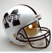 NCAA College Football Helmets - Replica - Mississippi State