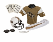 NCAA Youth Football Helmet & Uniform Set <br>UCF Golden Knights