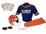 Illinois Fightin Illini <br>NCAA Youth Football Uniform