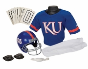 Kansas Jayhawks <br>NCAA Youth Football Uniform